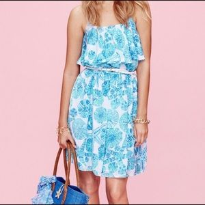 NWT Lilly Pulitzer for Tagert Sea Urchin Dress!!
